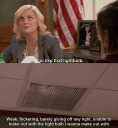 parks and rec <3