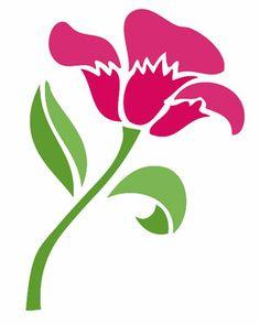 Pochoir Adhésif Repositionnable Ecriture 9 x 6 cm JONQUILLE Rose Stencil, Stencil Art, Stencil Designs, Floral Embroidery Patterns, Hand Embroidery Designs, Art Floral, Bird Silhouette Art, Shabby Chic Stencils, Flower Art Drawing