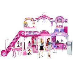 Barbie Dollhouses   Hello Dreamhouse & Smart House   Barbie