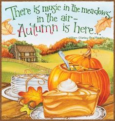 Autumn is Here ~ http://gooseberrypatch.typepad.com/blog/2009/10/enjoying-the-season.html
