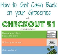 Save Money on Groceries! This new program offers discounts on Milk, Eggs, Orange Juice and more. Learn how to get Cash Back on things you are already buying just by signing up!