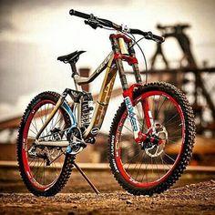 Mountain Biking Love