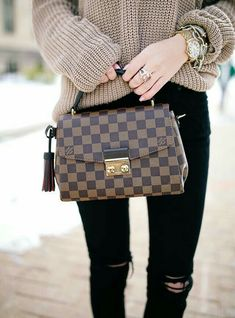 c1b9b4b90ddd 185 Best Louis Vuitton Street Style images in 2019