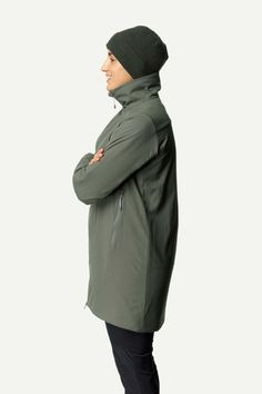 W's Add-in Jacket | Houdini Sportswear Wash Bags, Winter Coat, Parka, Sportswear, Raincoat, Ads, Clothing, How To Wear, Jackets