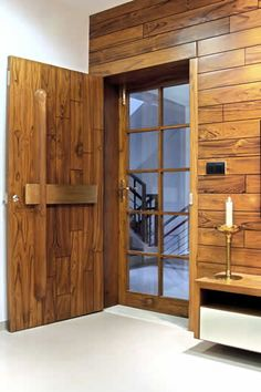 House Main Door Design, Flush Door Design, Room Door Design, Door Design Interior, Home Room Design, House Design, Modern Entrance Door, Main Entrance Door Design, Wooden Front Door Design