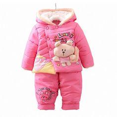 Toddler Christmas Snowsuit Parka