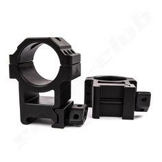 UTG Montageringe Hoch - Ø 30mm für 22mm Schiene Breite 22mm