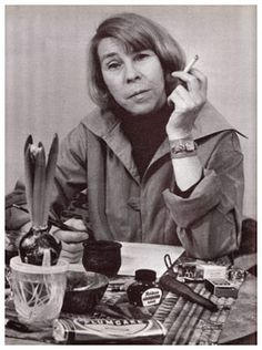 """Tove Jansson: """"You can't ever be really free if you admire somebody too much."""""""