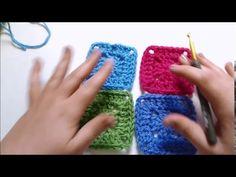 Single Crochet Join As You Go
