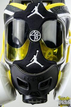 wu tang sneaker gas masks freehand profit 09 570x860 Nike + Air Jordan Wu Tang Tribute Gas Masks by Freehand Profit