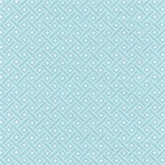 Aqua Basketweave Fabric by the Yard | Carousel Designs