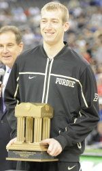 Robbie Hummel is headed to the Minnesota Timberwolves! The Valparaiso native becomes 44th Purdue player selected in NBA Draft.