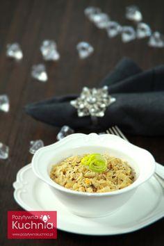 #kapusta z grochem - #przepis na kolację na #wigilia http://pozytywnakuchnia.pl/kapusta-z-grochem/ #kuchnia #obiad #kolacja