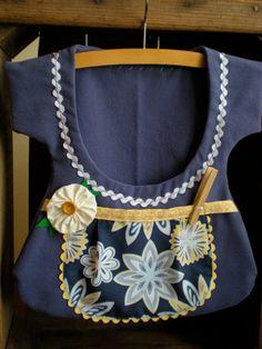 Sweet One of a Kind Double Pocket Clothespin Bag by sunshineidaho, $18.00