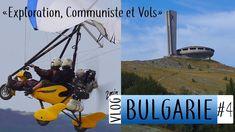 BULGARIE - Exploration, Communiste et Vols - 2min VLOG #4