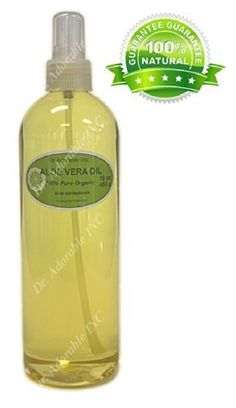 Aloe Vera Oil For Skin Hair And Health Comes with a Sprayer 16 oz/1 pint *** New and awesome product awaits you, Read it now  : essential oils
