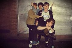 Viola Beach - 'Boys That Sing' // Launches Communion Singles ClubWithGuitars.    Rest In Peace