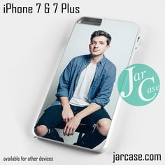 Charlie Puth 13 Phone case for iPhone 7 and 7 Plus
