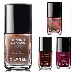 Chanel Rose Fusion & Troublante