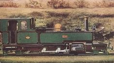 Lynton and Barnstaple Railway liveries Steam Railway, Southern Railways, British Rail, Old Trains, Steam Engine, Gauges, Military Vehicles, History, Miniature