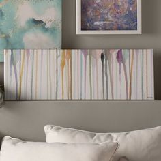 Mercer41™ Al Fondo Graphic Art on Wrapped Canvas You'll Love | Wayfair