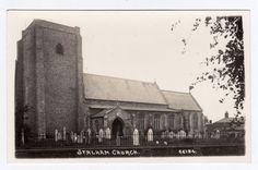 Stalham church.