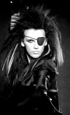 Dolores Delargo Towers - Museum of Camp Pete Burns, Dead Or Alive Band, Danielle Dax, Rock N Roll, Lady Stardust, Spin Me Right Round, New Wave Music, Rock Hairstyles, New Romantics