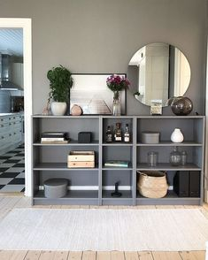 The IKEA Kallax collection Storage furniture is an important element of any home. Elegant and wonderfully simple the corner Kallax from Ikea , for example Decor, Ikea Living Room, Billy Bookcase, Billy Bookcase Hack, Bookcase, Ikea, Home Decor, Ikea Hack Bookcase, Ikea Furniture