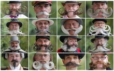 European Championship of Beards and Moustaches 2012