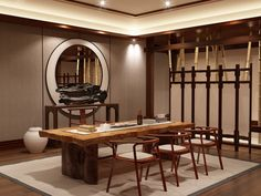 Neo Chinese Style Interior Design Collection Iii