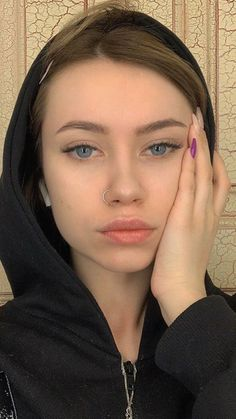 whiteshawtty Female Models, Septum Ring, Places To Visit, Rings, Face, Jewelry, Fashion, Faces, Sweetie Belle