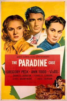 The Paradine Case (1947) - IMDb
