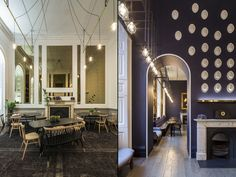Pennethorne's Café Bar by SHH Architects, London – UK » Retail Design Blog