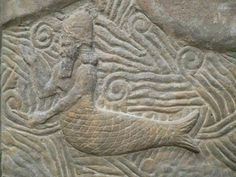 sumerian+mermaid+relief+at+louvre+museum.jpeg 400×300 pixels