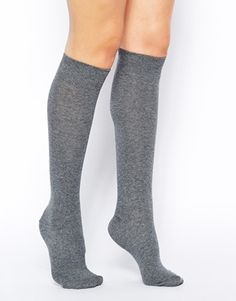 ASOS Knee High Socks - seems to be a trend for Winter!
