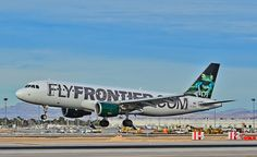 N221FR Frontier Airlines 2007 Airbus A320-200 - cn 3205