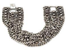 Graphite Crystals - Armband mit Strass - www.mirobis.de