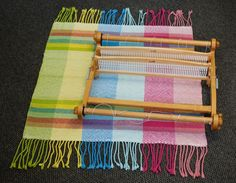 Double Weave Part 1 – How to Warp a Second Heddle | Kromski Spinning & Weaving