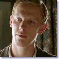{LewisWar} Laurence Fox (Hathaway in Inspector Lewis) as Simon Walker on Foyle's War. He's just so cool.