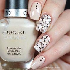 #Cuccio Skin To Skin from @manicureland_cuccio #stamping #BornPretty BP-17 10% off @bornprettystore --> ENKX31