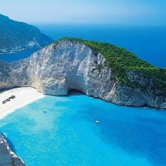 Navagio Beach Zakynthos.   Who would you like to go here with??