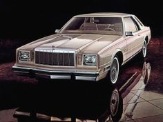 1980 Chrysler Cordoba Crown (SP-22) '10.1979–80