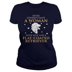 Flat Coated Retriever T Shirts, Hoodies. Get it now ==► https://www.sunfrog.com/LifeStyle/Flat-Coated-Retriever-126184979-Navy-Blue-Ladies.html?57074 $23