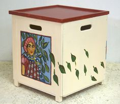 Indian toy box  By Artisticolors