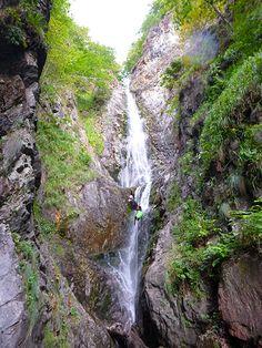 Canyon de Gouaux - Photo M Voineson