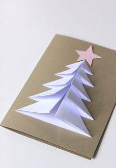 Weihnachtskarten selbst basteln - Anleitung-dekoking-com-2