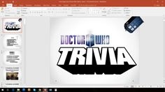Doctor Who Trivia- Game 1: The Eleventh Doctor  PERFECT for game night!