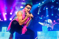 Jacob Hoggard of the band Hedley. Boy Toys, Toys For Boys, Jacob Hoggard, Marry Me, Concerts, My Eyes, Singers, The Outsiders, Crushes