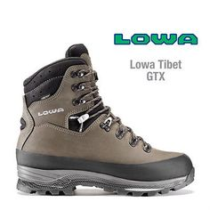 Other Camping Hiking Clothing 27362: Lowa Tibet Gore-Tex Waterproof Hiking Boot.........Excellent Boot BUY IT NOW ONLY: $350.0