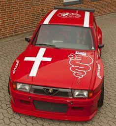Alfa Romeo 75/Milano Touring Car